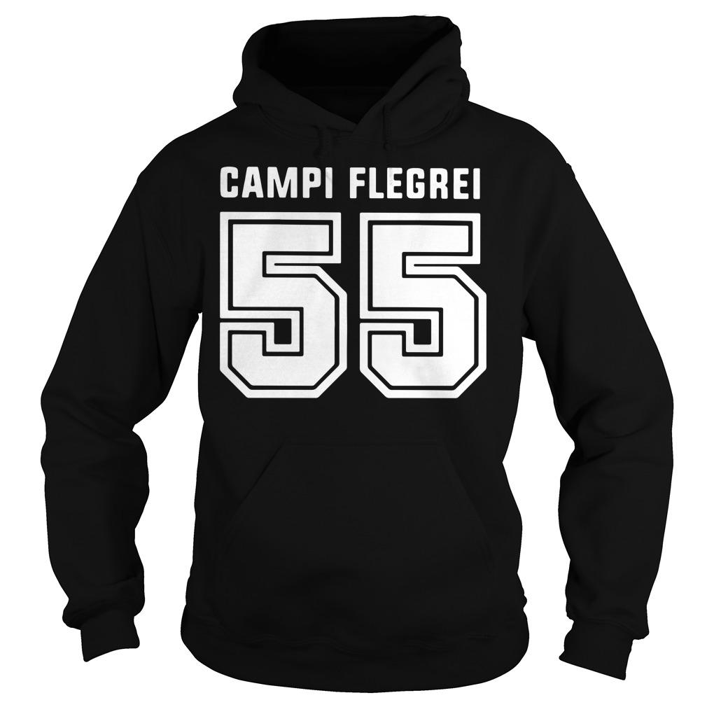 Campi Flegrei 55 Hoodie