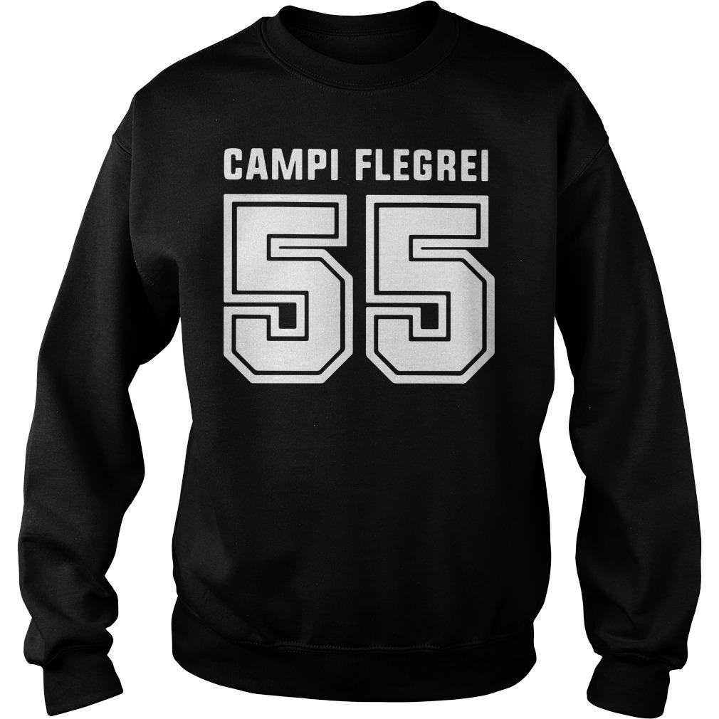 Campi Flegrei 55 Sweater