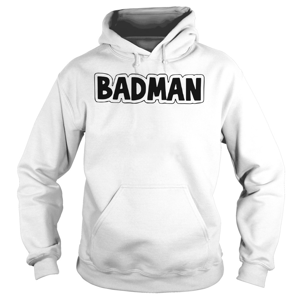 Dragon Ball Z Vegeta Badman Hoodie