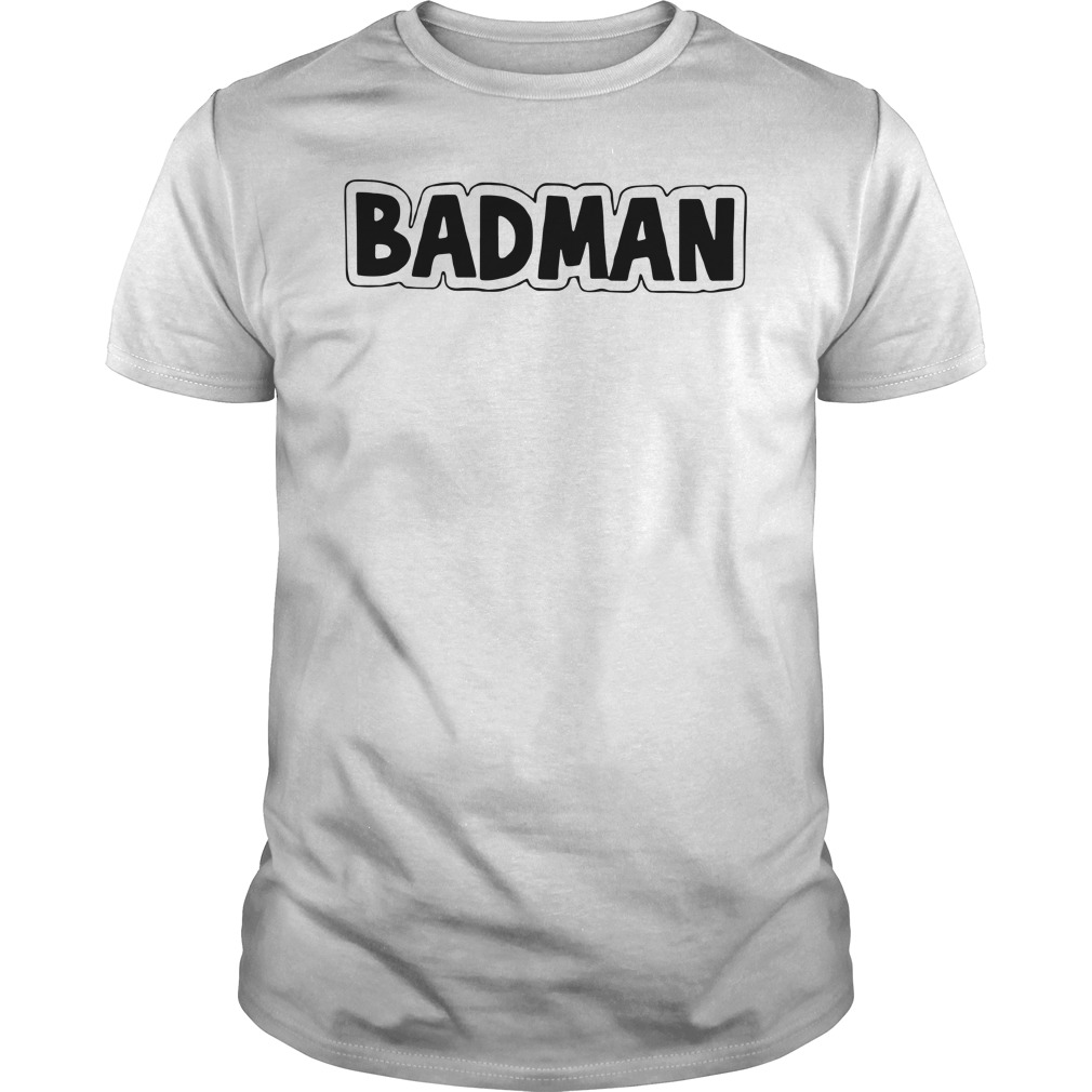 Dragon Ball Z Vegeta Badman Shirt