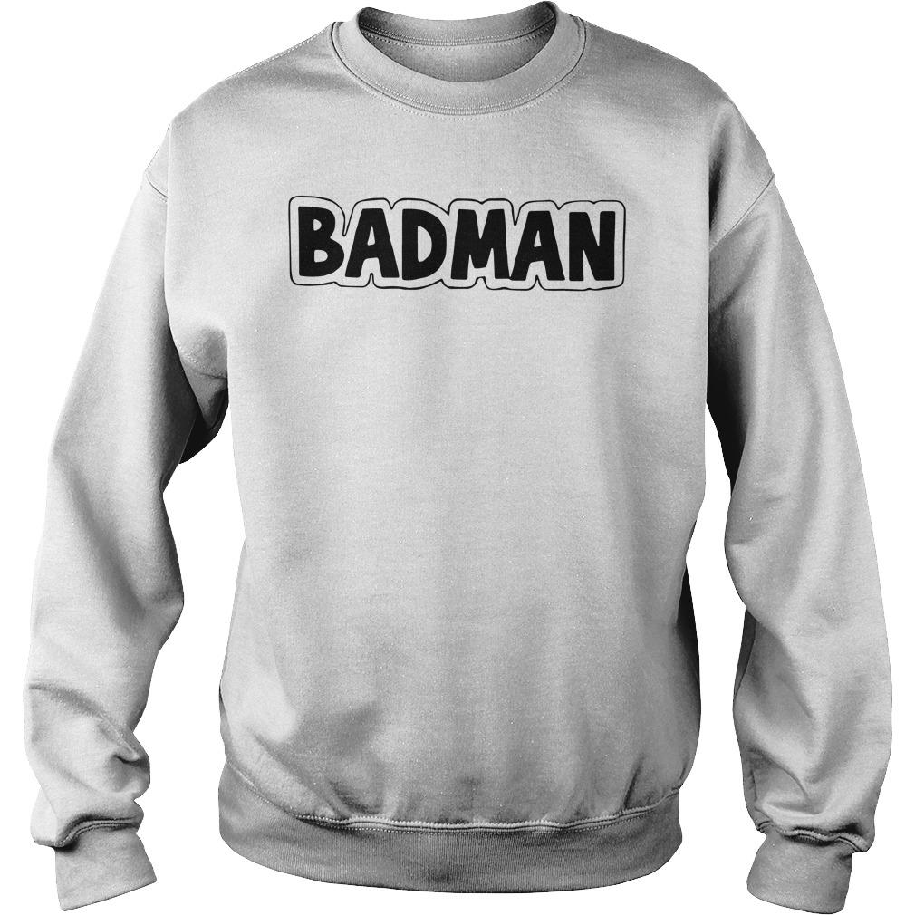 Dragon Ball Z Vegeta Badman Sweater