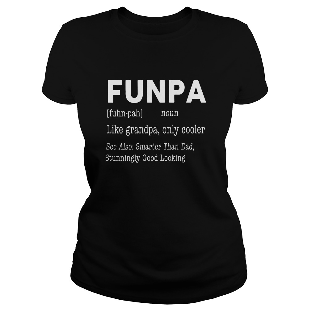 Funpa Definition Meaning Ladies tee
