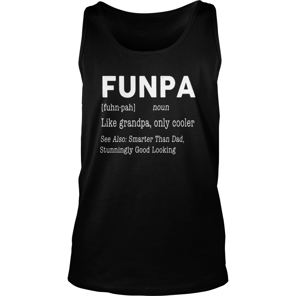 Funpa Definition Meaning Tank top
