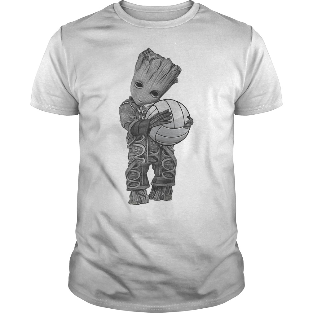 Groot Hug Ball Volleyball Shirt