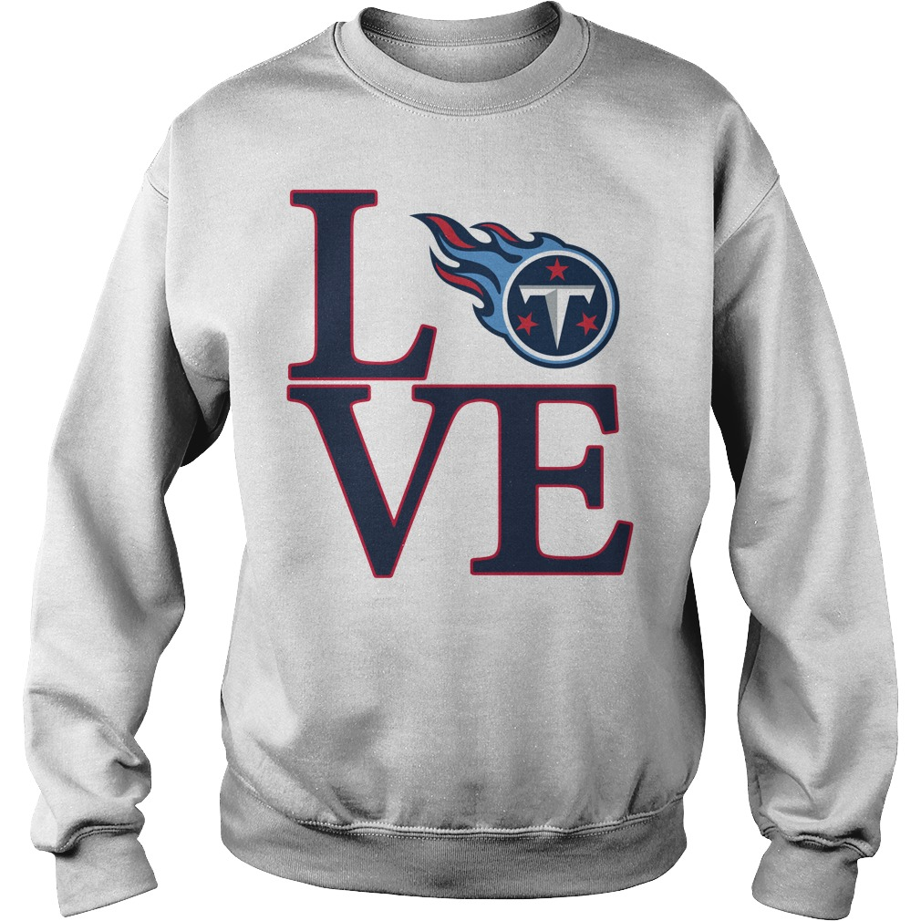 Love Tennessee Titans Sweater