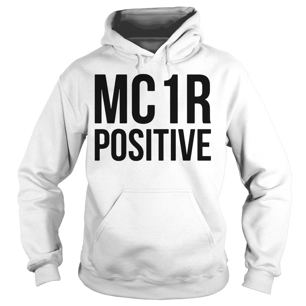Mc 1r Positive Hoodie