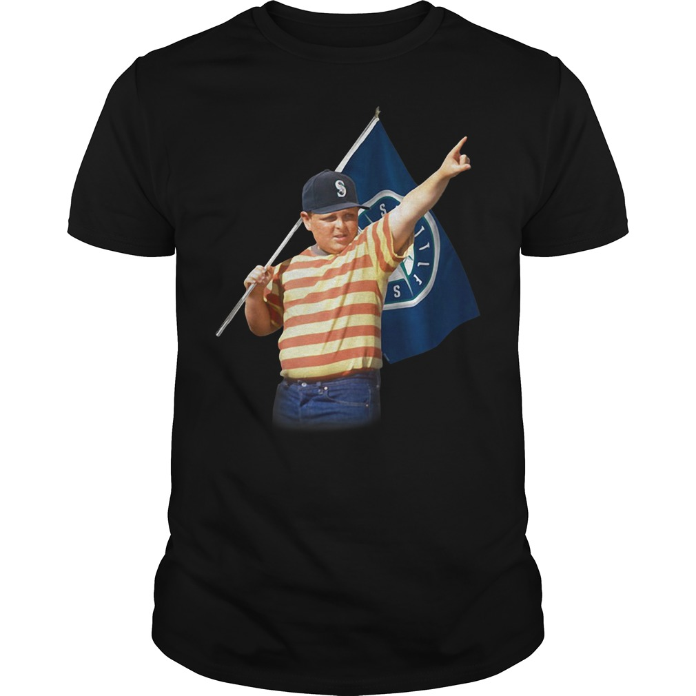 Seattle Mariners The Sandlot Shirt