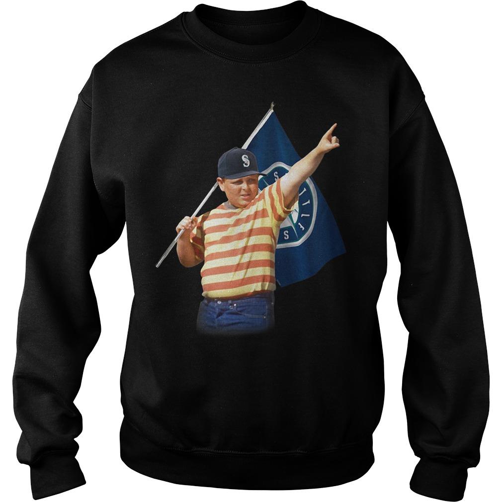 Seattle Mariners The Sandlot Sweater