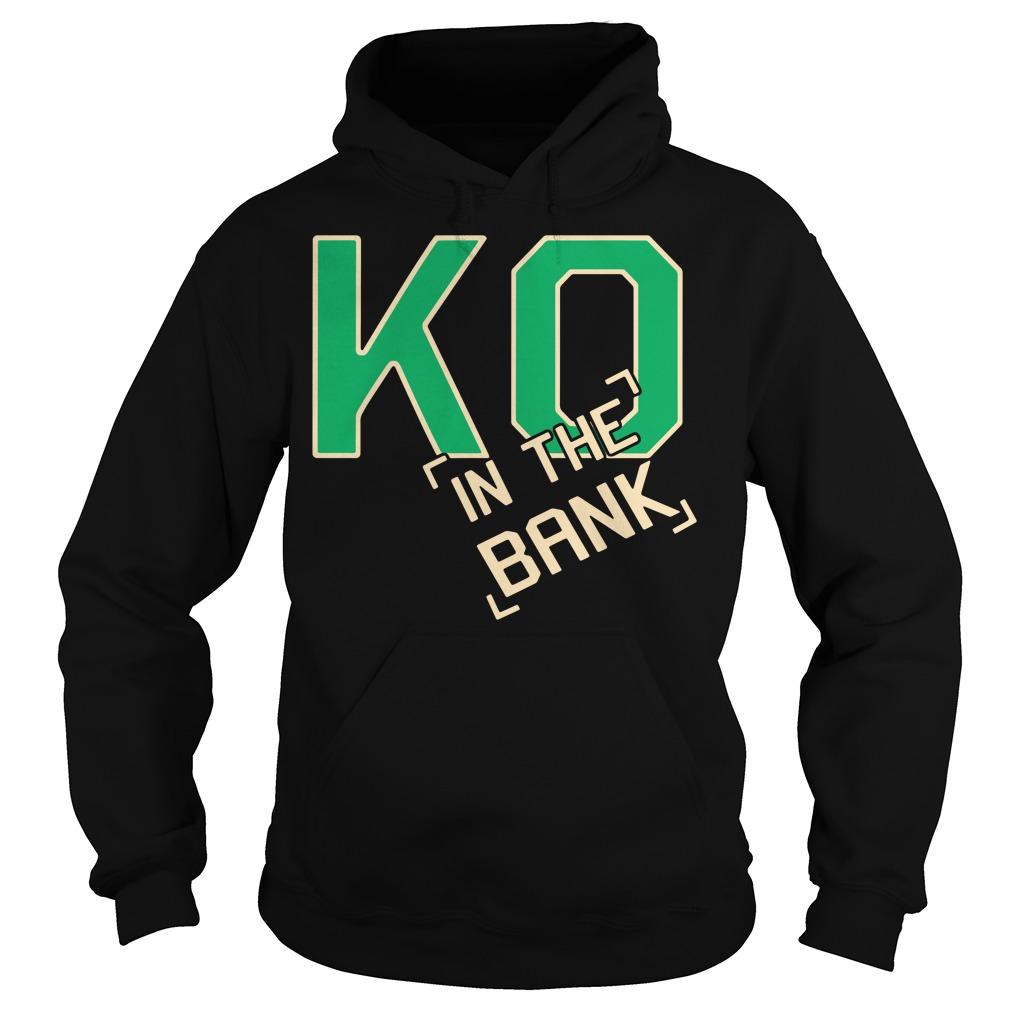 Ko In The Bank Hoodie