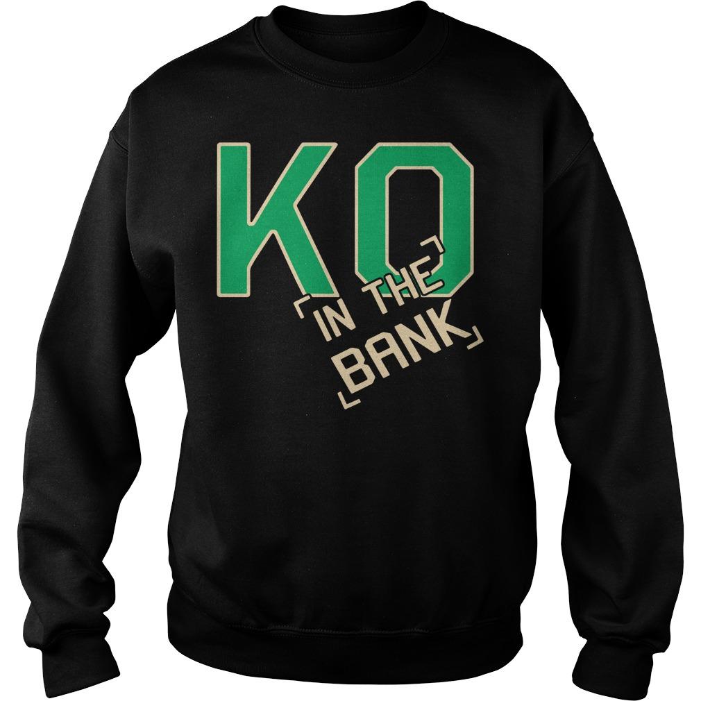 Ko In The Bank Sweater
