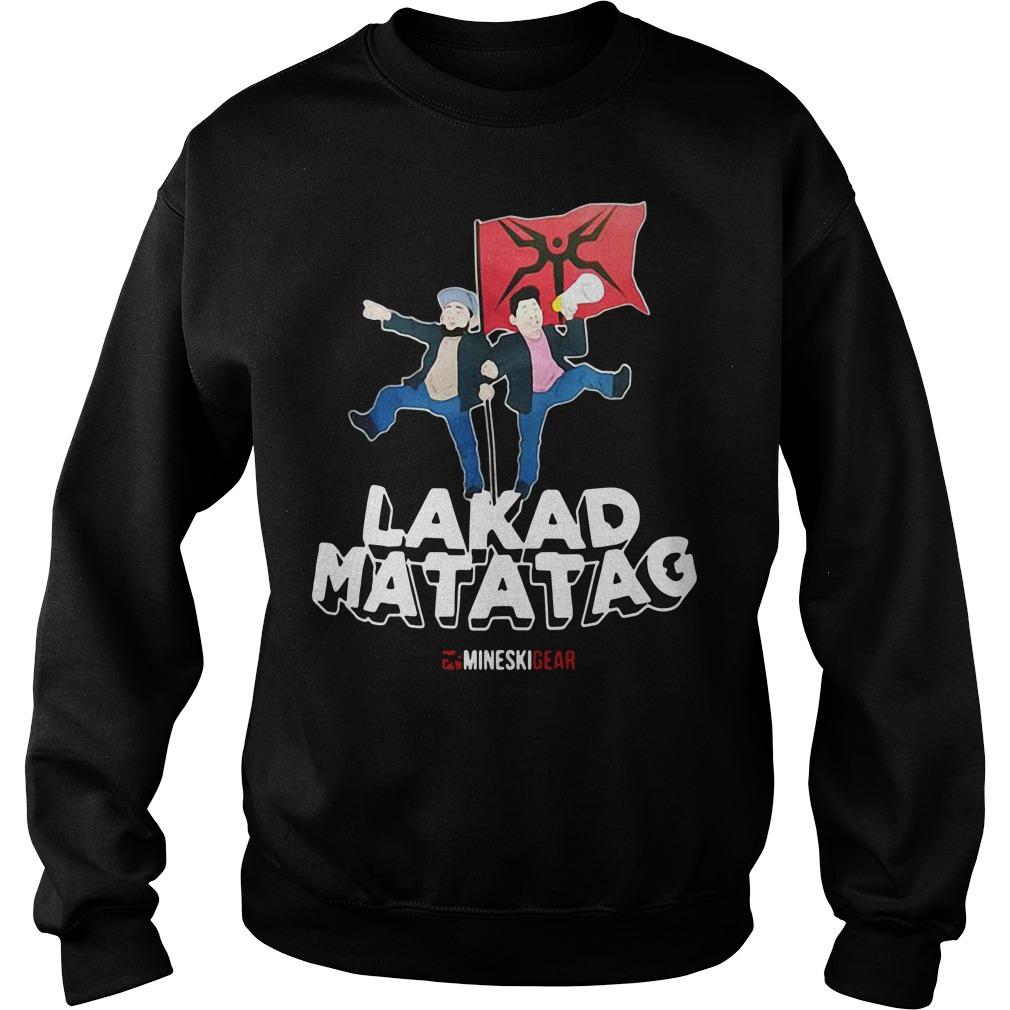 Lakad Matatag Sweater