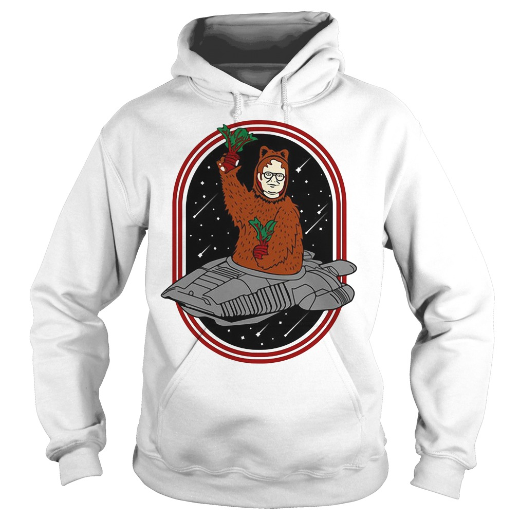 The Office Bear Schrute Farms Hoodie