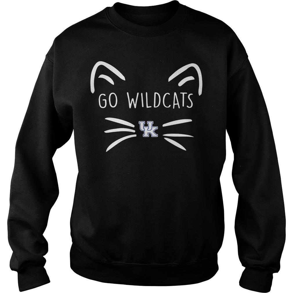 Kentucky Wildcats Cat Go Wildcats Sweater