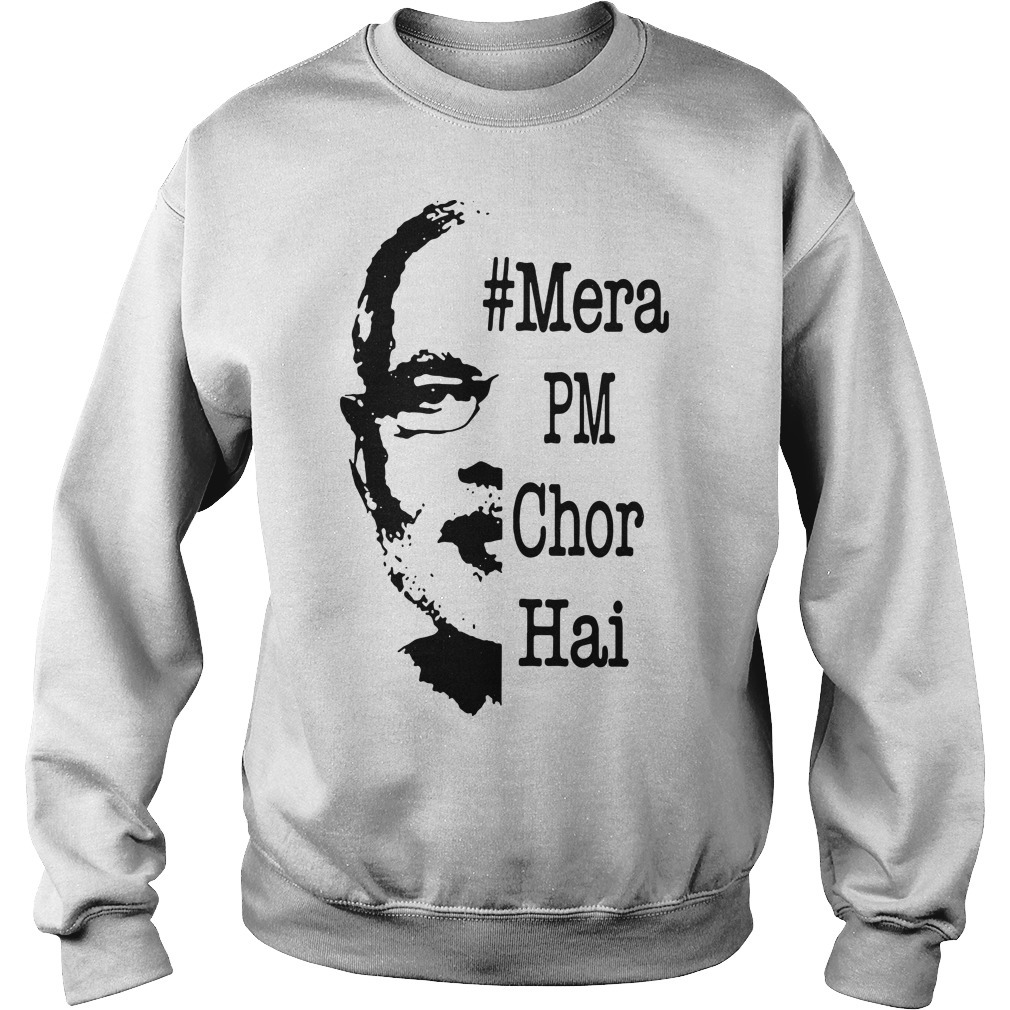 Mera Pm Chor Hai Sweater