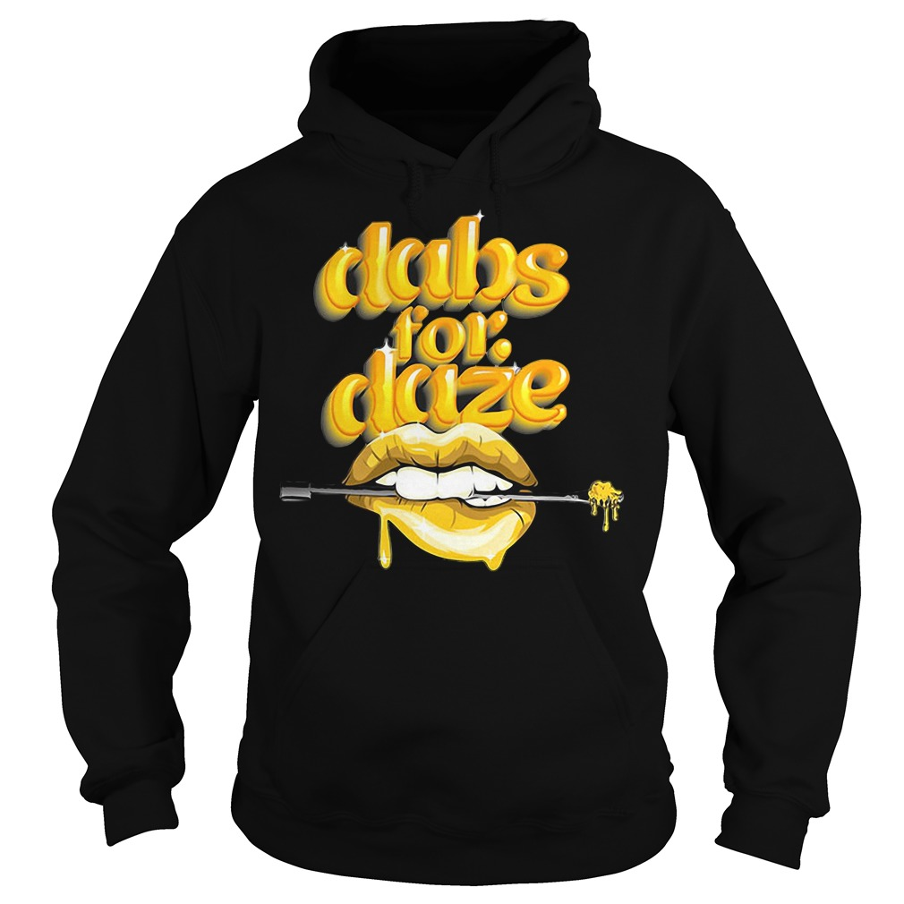 Lip Dabs For Daze Hoodie