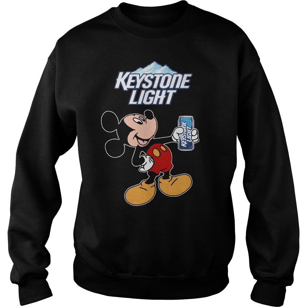 Mickey Mouse Keystone Light Sweater