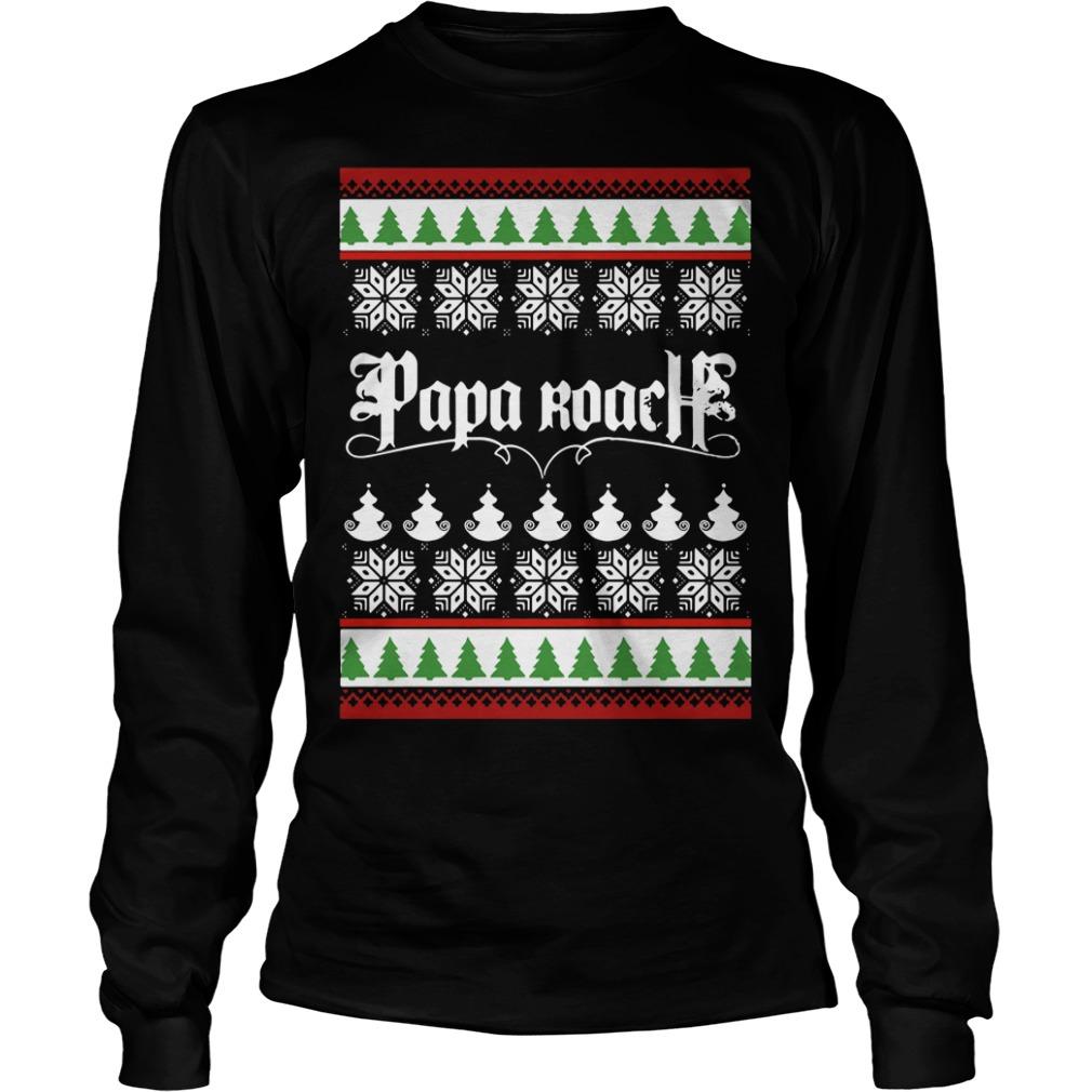 Papa Roach Christmas Sweater 2021