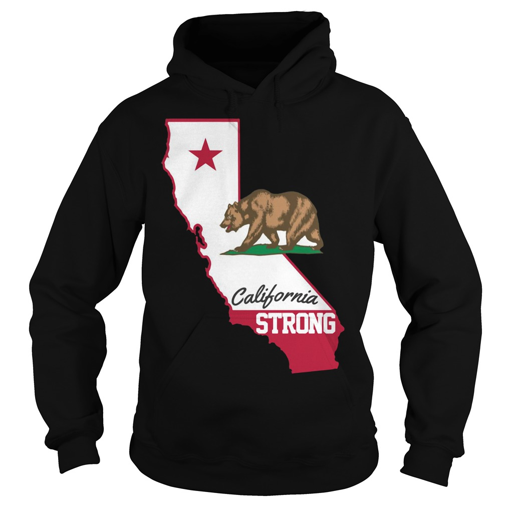 Bears California Strong Hoodie