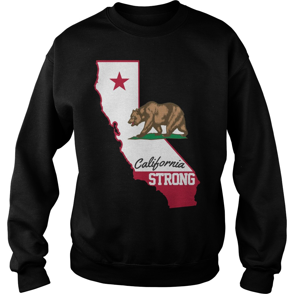 Bears California Strong Sweater
