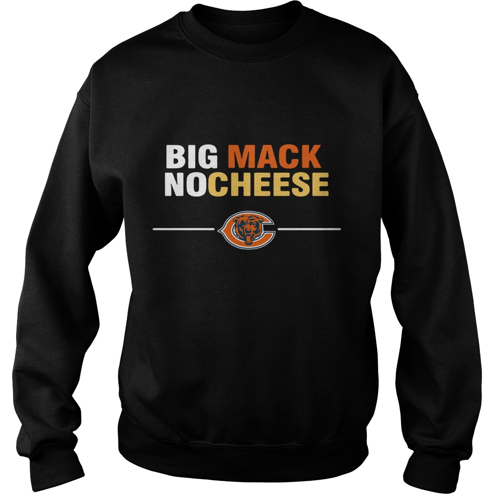 Big Mack Nocheese Chicago Bears Sweater