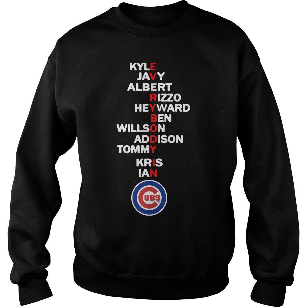 Everybody In Kyle Javy Albert Rizzo Heyward Ben Willson Addison Sweater