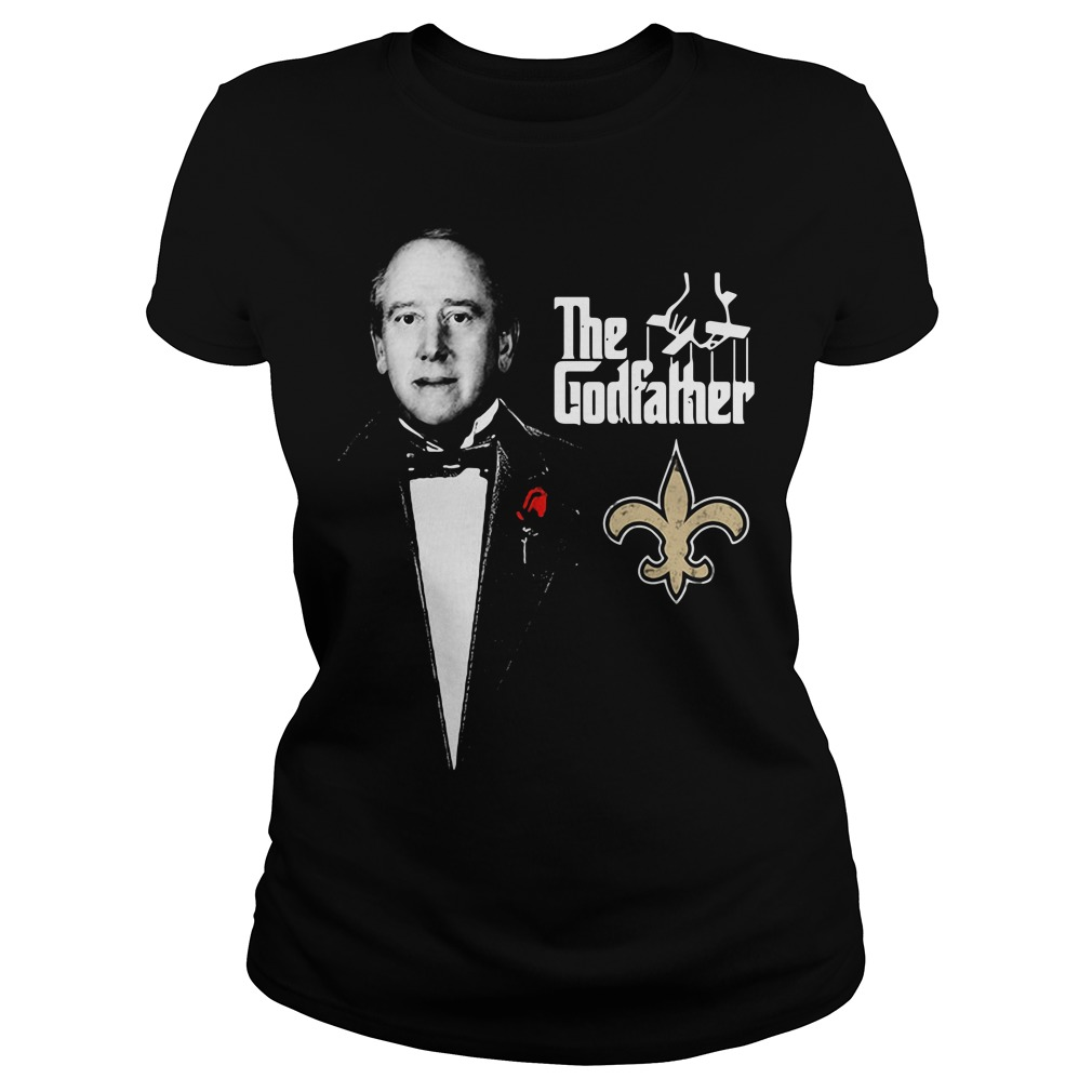 The Godfather New Orleans Saints Ladies Tee