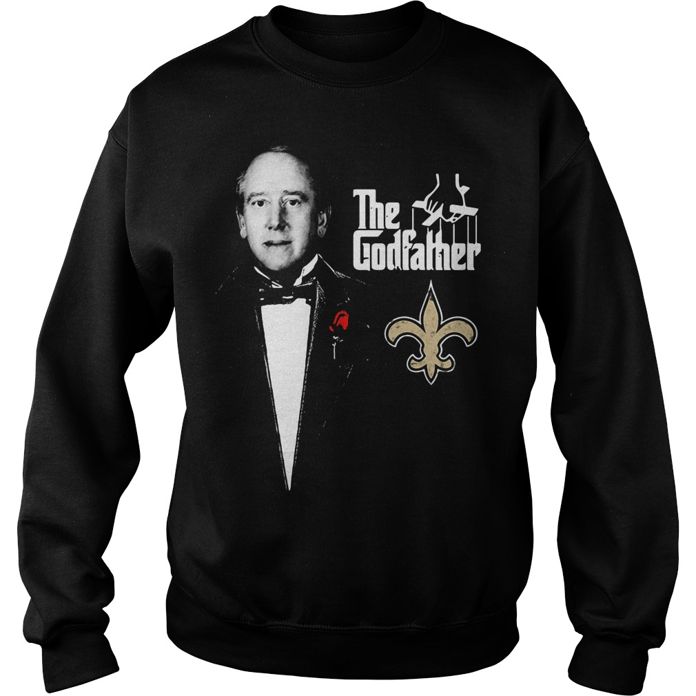 The Godfather New Orleans Saints Sweater