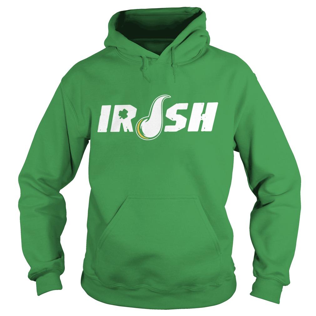 Irish Minnesota Vikings Hoodie
