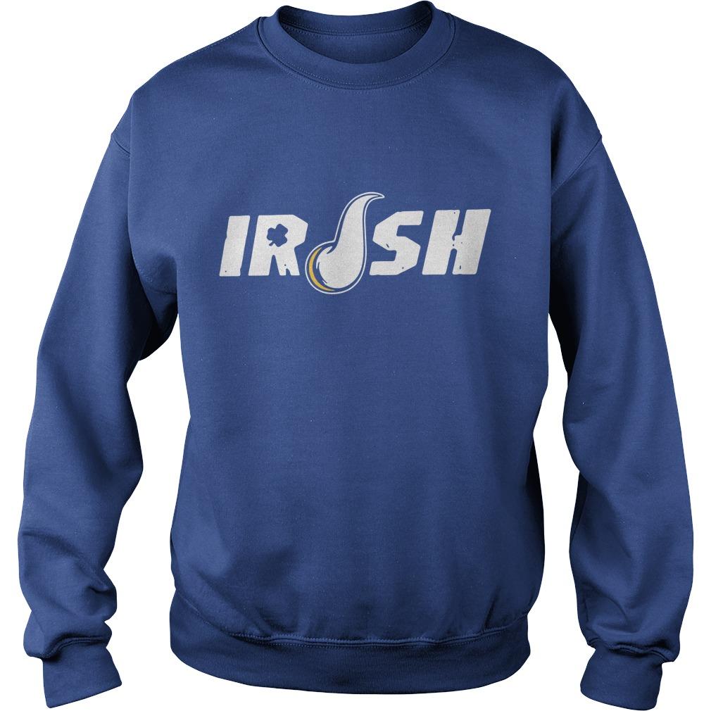 Irish Minnesota Vikings Sweater