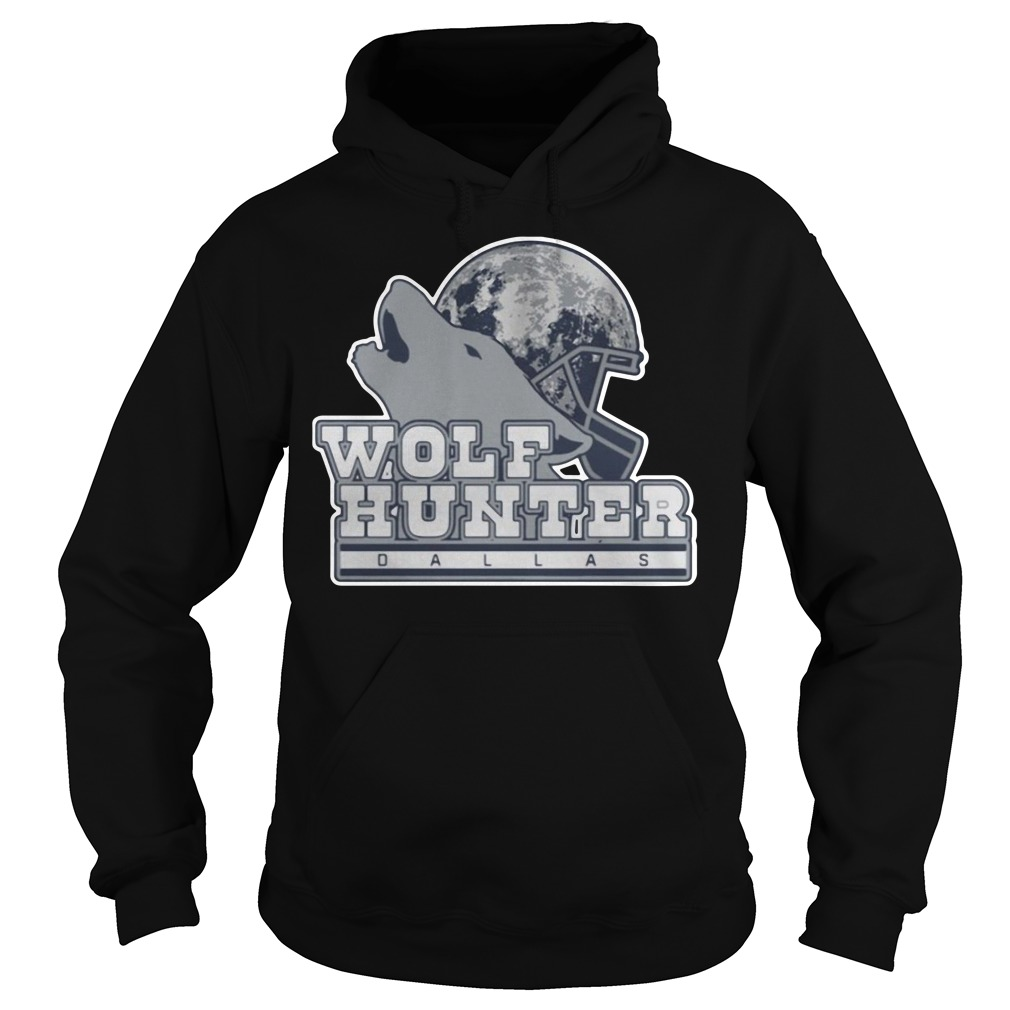 Leighton Vander Esch Wolf Hunter Dallas Hoodie