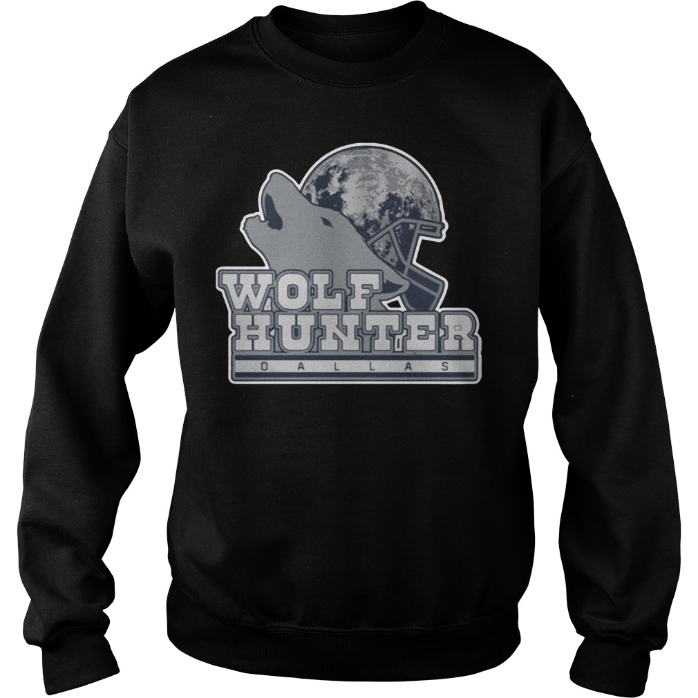 Leighton Vander Esch Wolf Hunter Dallas Sweater