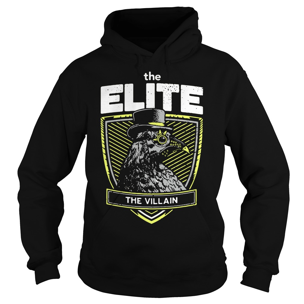 Marty Scurll The Elite The Villain Hoodie