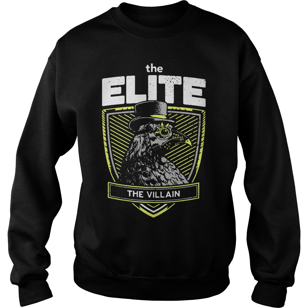 Marty Scurll The Elite The Villain Sweater
