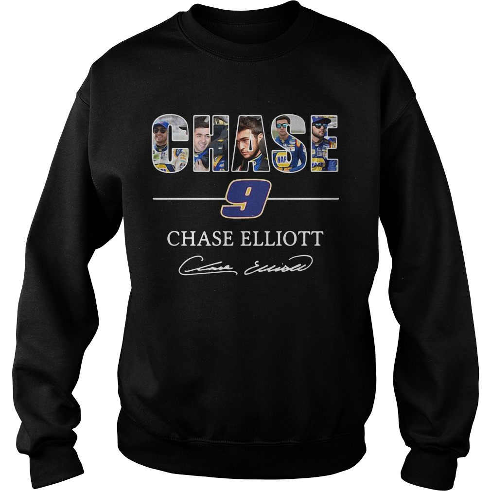 Chase 9 Chase Elliott Sweater