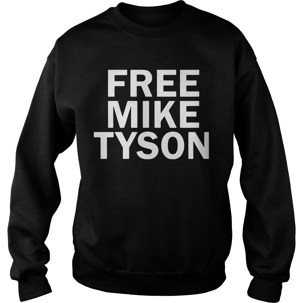 Free Mike Tyson Martin Sweater