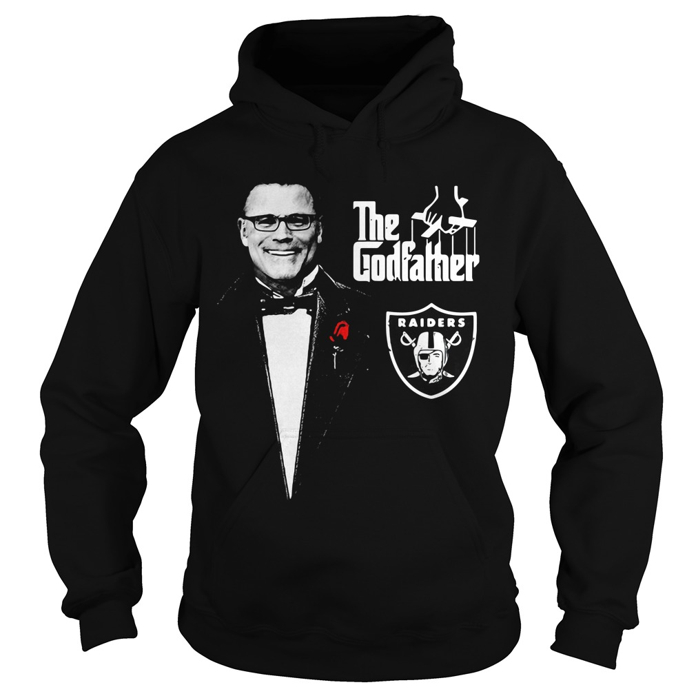 Howie Long The Godfather Oakland Raiders Hoodie