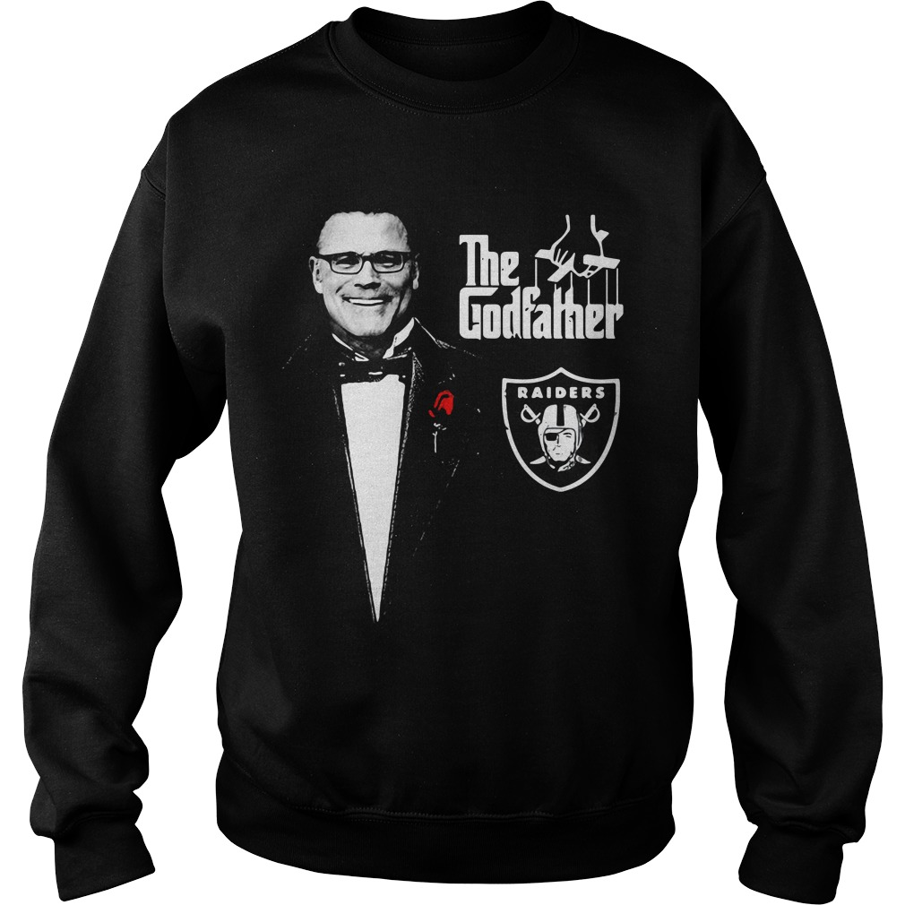 Howie Long The Godfather Oakland Raiders Sweater
