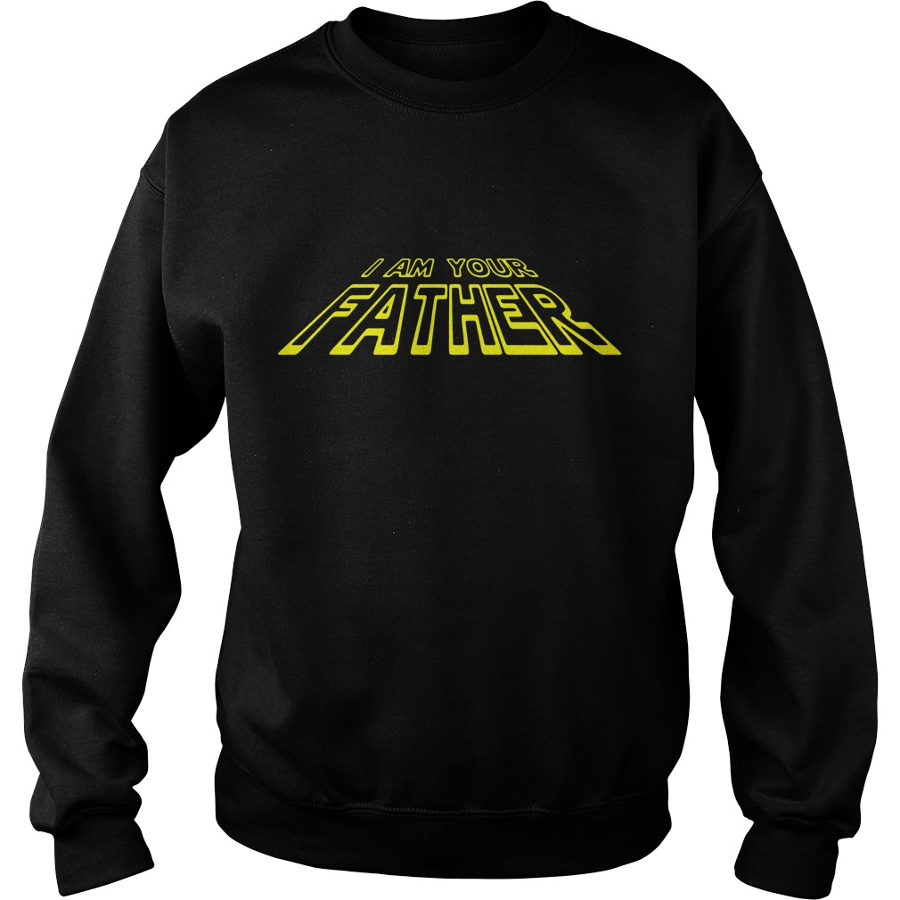 I Am Your Father Star Wars Sweater