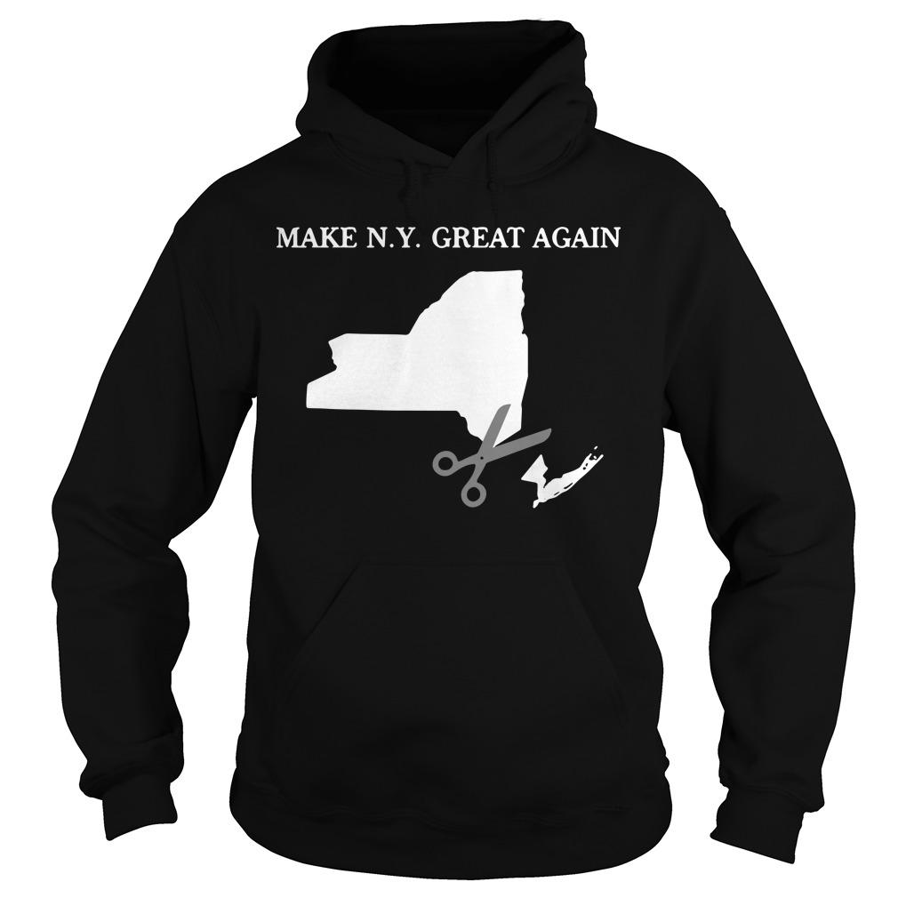 Make New York Great Again Hoodie