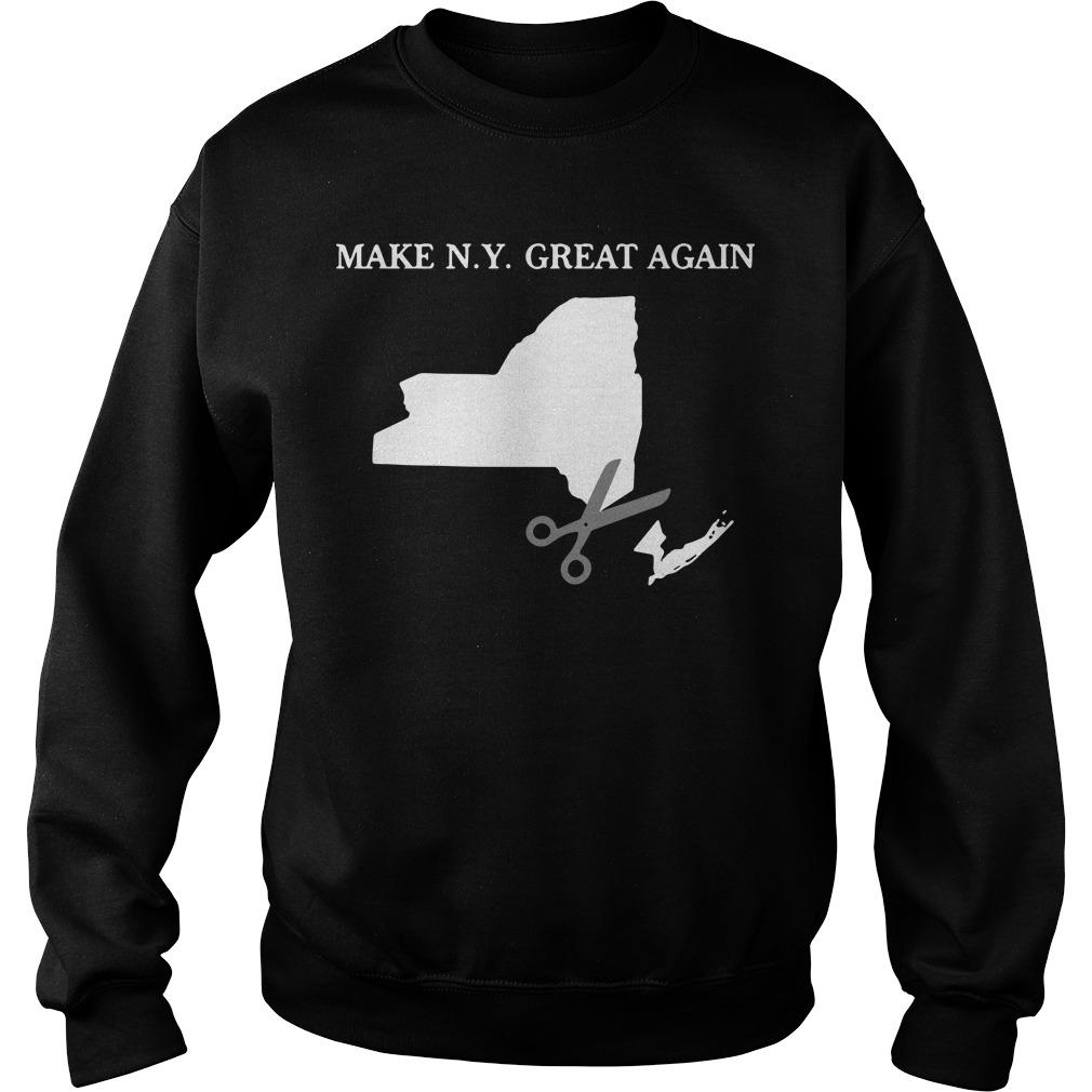 Make New York Great Again Sweater