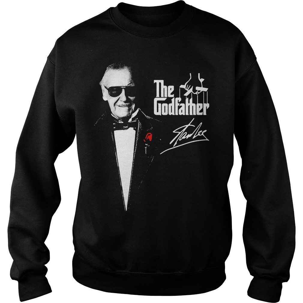The Godfather Stan Lee Sweater