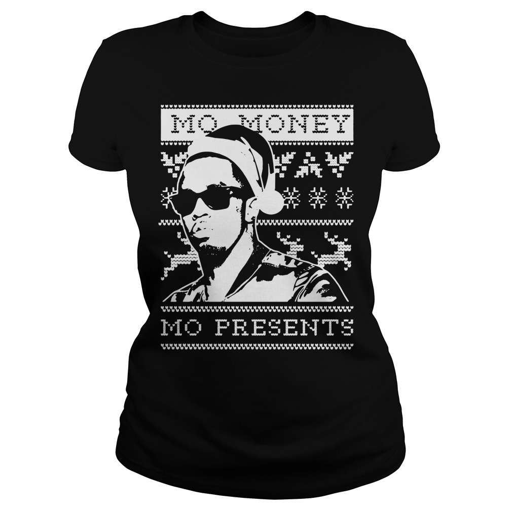 Diddy's Mo Money Mo Presents Ladies Tee