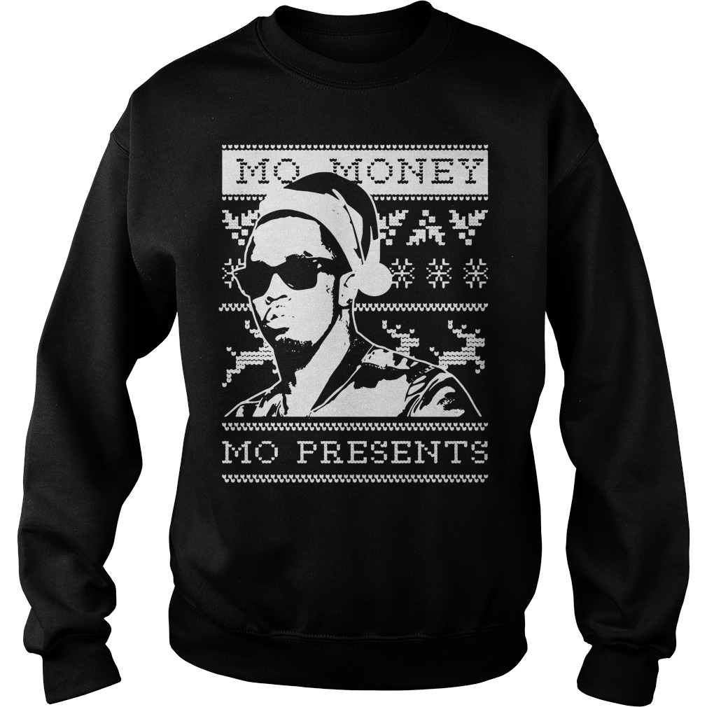 Diddy's Mo Money Mo Presents Sweater