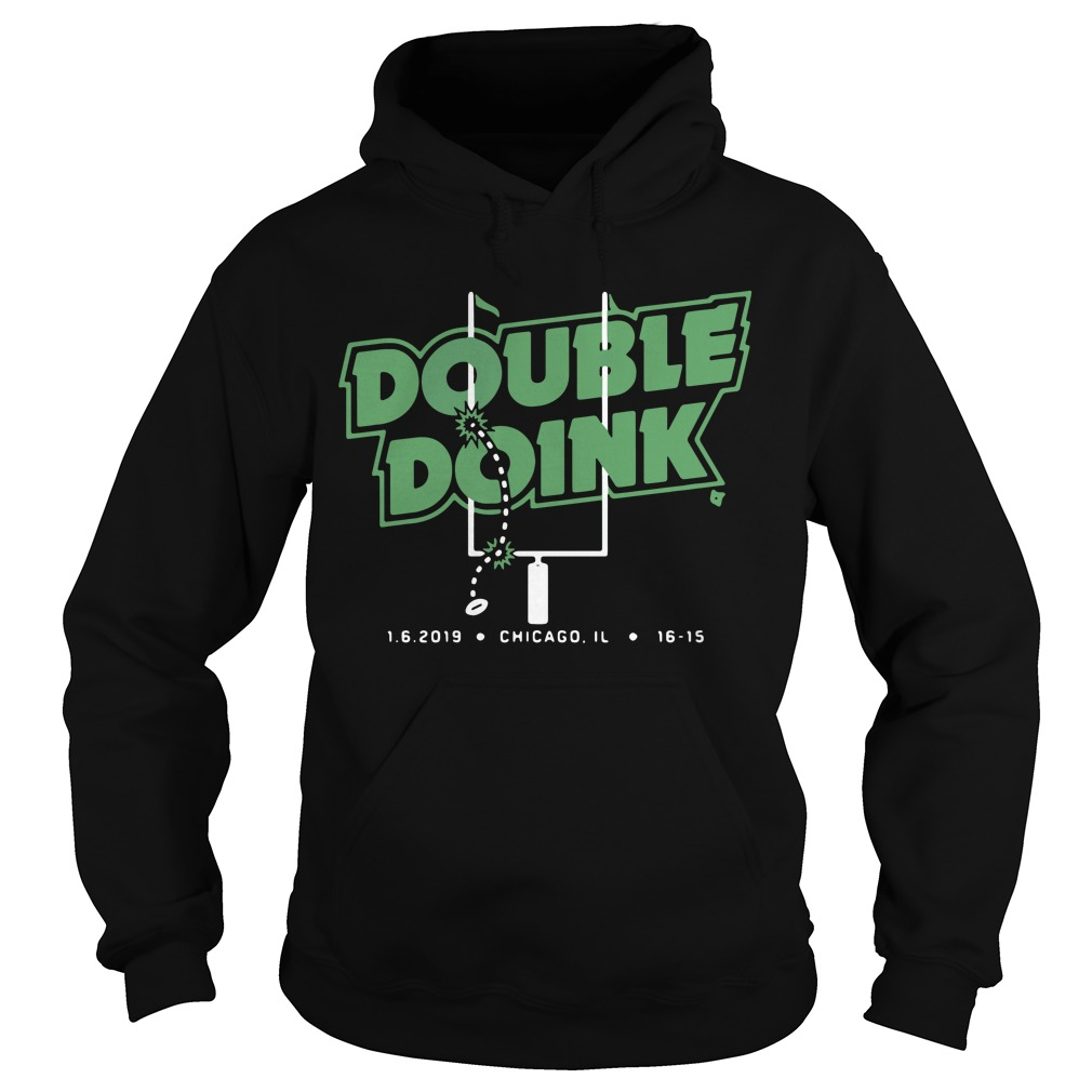 Double Doink Chicago 1 6 2019 Hoodie