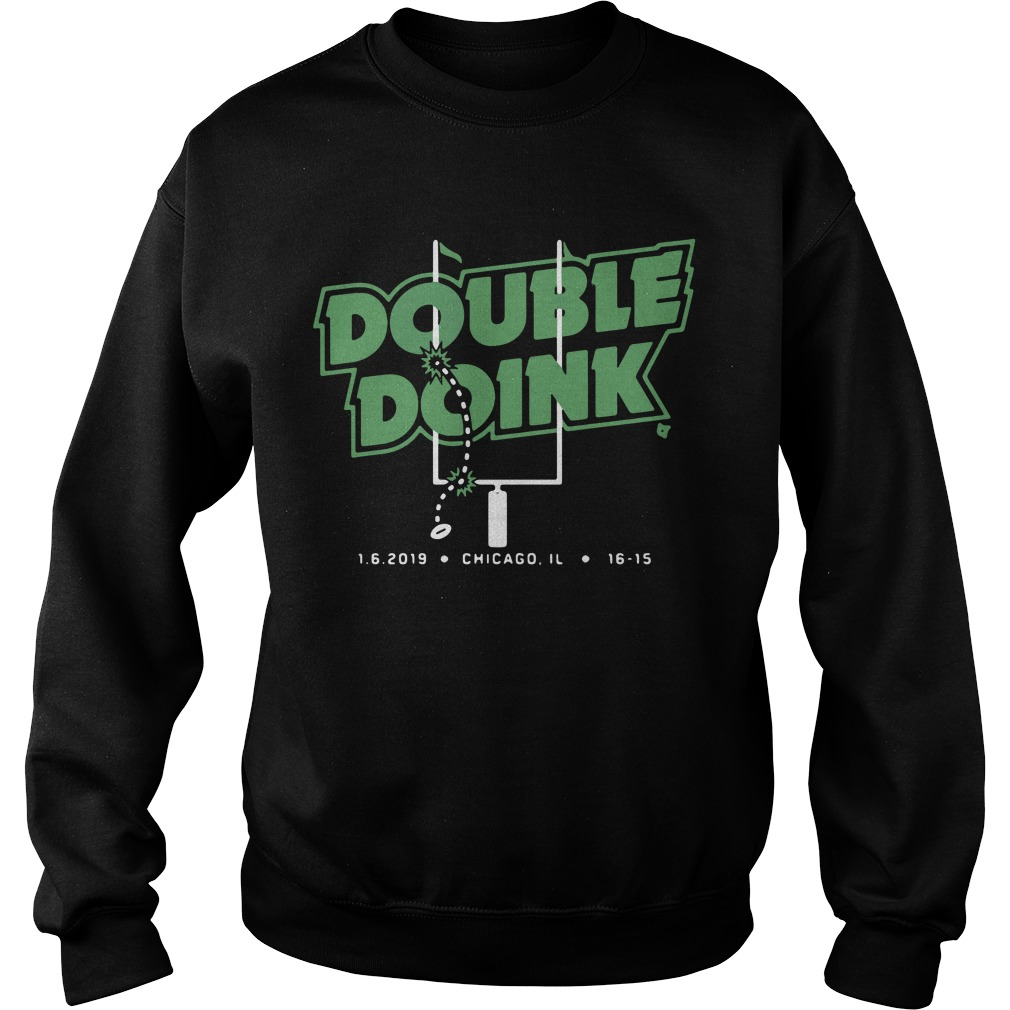 Double Doink Chicago 1 6 2019 Sweater