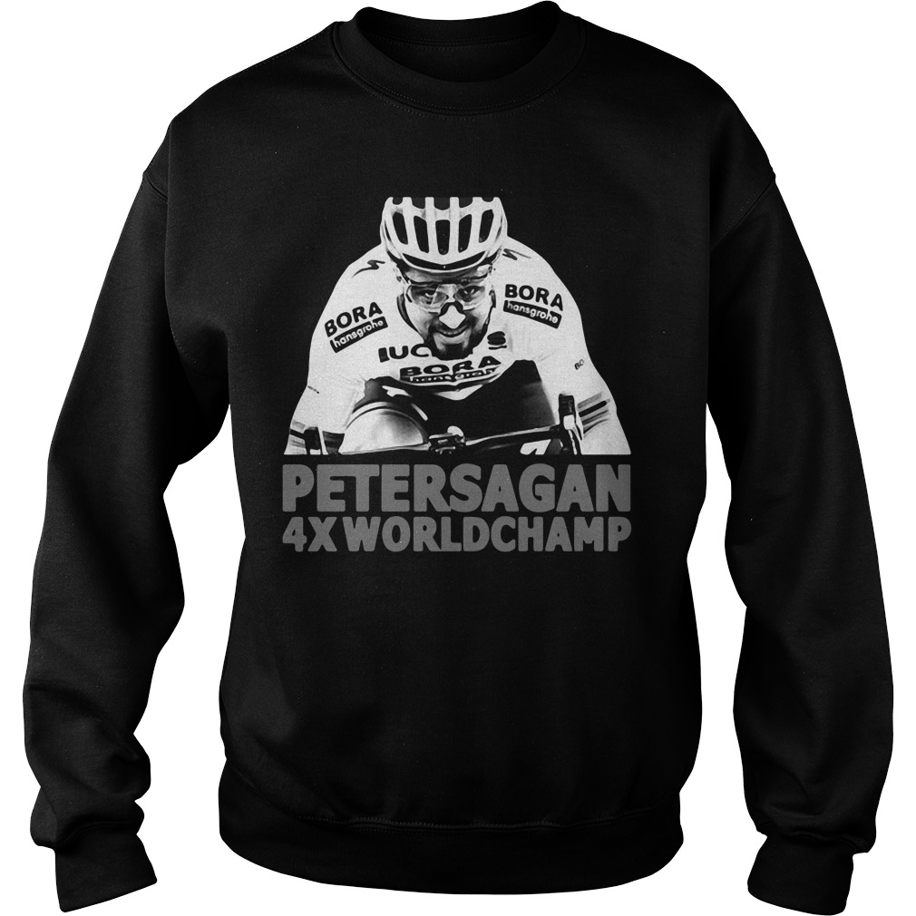 Peter Sagan 4x Worldchamp Sweater