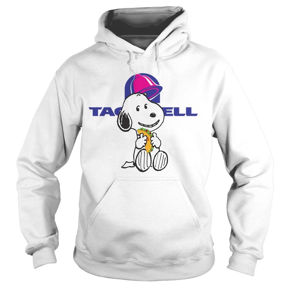 Snoopy Tacos Bell Hoodie