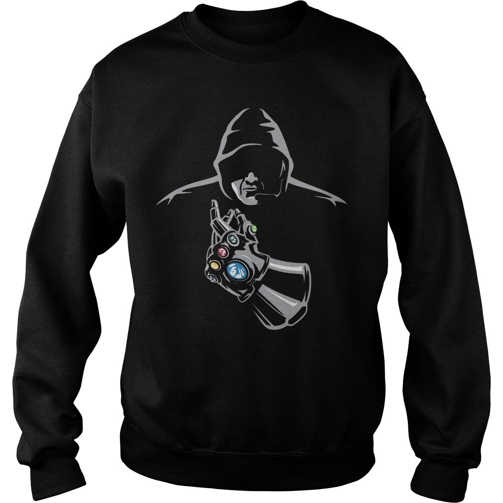 Thanos Bill Belichick Sweater