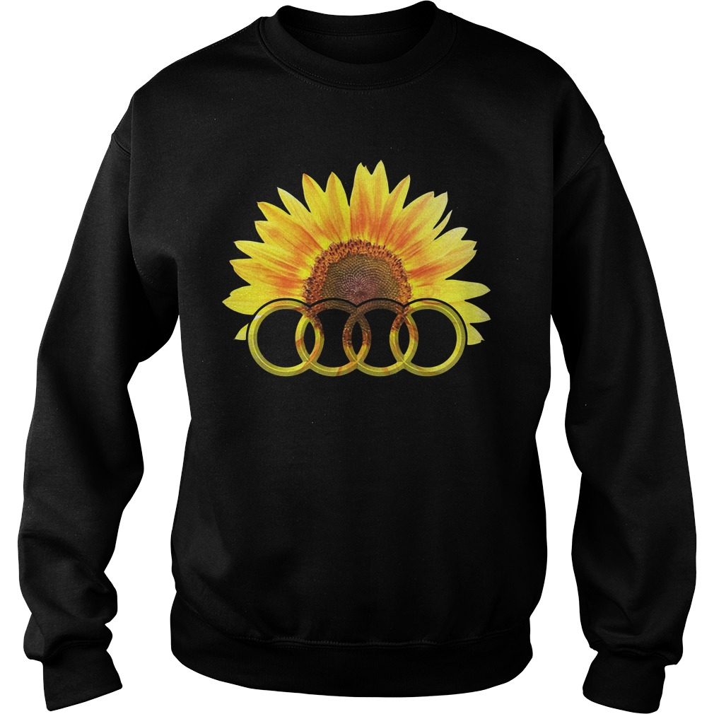 Audi Sunflower Sweater
