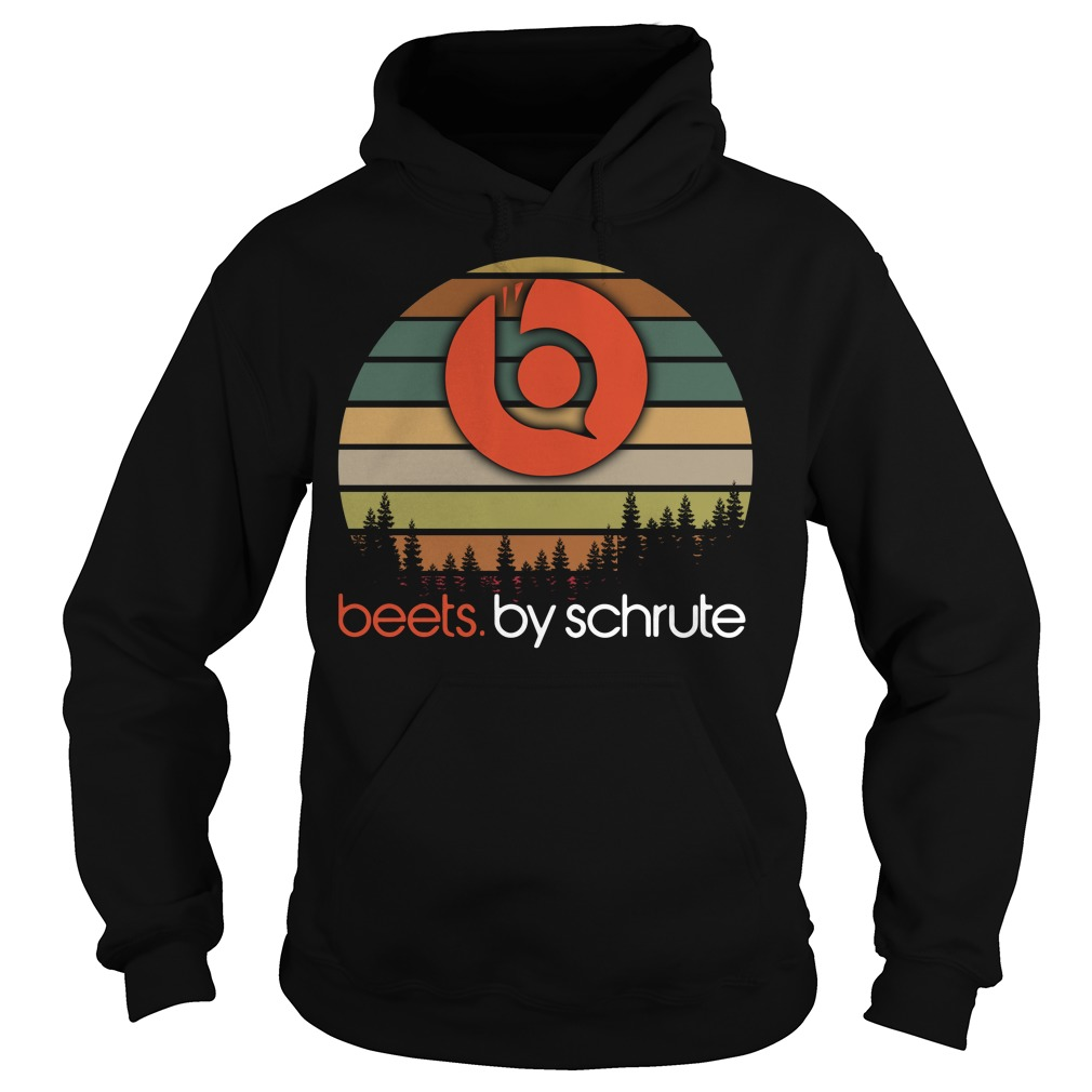 Beets By Schrute Sunset Hoodie